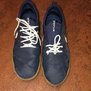 Nike Nyjah slate sneakers